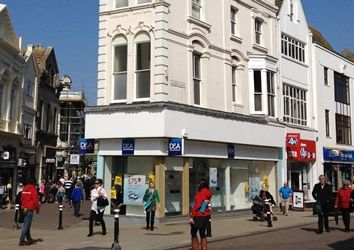 Thumbnail Retail premises to let in 211 & 212 Queens Road, Hastings, East Sussex