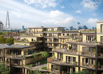 Thumbnail 2 bed flat for sale in Dockley Apartments, Bermondsey
