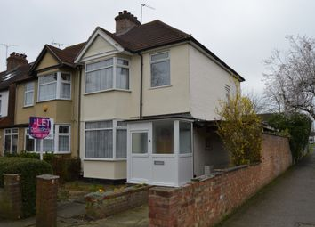 Thumbnail 3 bed semi-detached house to rent in Osborne Road, Hornchurch
