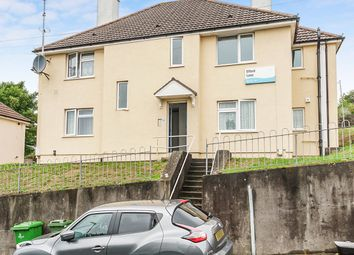 Thumbnail 1 bed flat for sale in Efford Lane, Plymouth