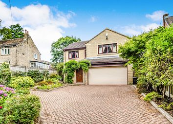 Thumbnail 4 bed detached house for sale in Fenay Lane, Almondbury, Huddersfield