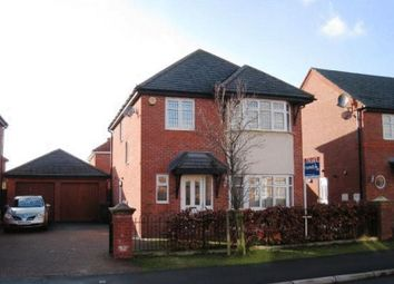 Thumbnail 4 bed detached house for sale in Highland Drive, Buckshaw Village, Chorley