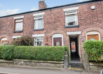 Thumbnail 3 bed terraced house for sale in Congleton Road, Biddulph, Stoke-On-Trent