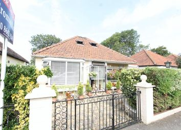 Thumbnail 2 bed detached bungalow for sale in Lumley Road, Cheam, Sutton