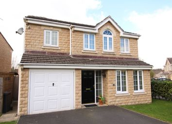 Thumbnail 4 bed detached house for sale in Hurst Crescent, Glossop
