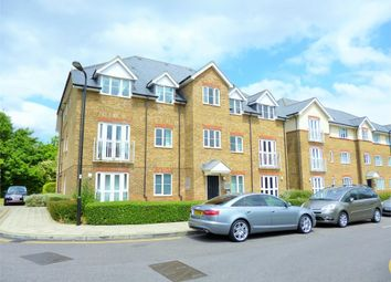 Thumbnail 1 bed flat to rent in Gilbert White Close, Perivale, Greenford, Greater London
