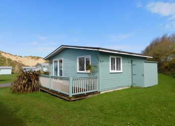 Thumbnail 2 bed mobile/park home for sale in Gwithian Sands Holiday Park, Gwithian, Hayle