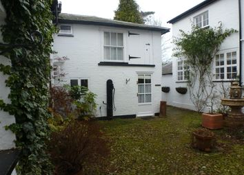 Thumbnail 1 bedroom cottage to rent in The Old Rectory, Ayot St. Lawrence, Welwyn