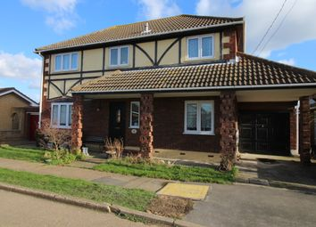 4 bed detached house for sale in Roggel Road, Canvey Island SS8