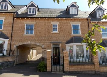 Thumbnail 3 bed terraced house for sale in Livingstone Way, Fairfield, Hitchin, Herts