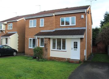 Thumbnail 2 bed semi-detached house for sale in Hartland Drive, Sothall, Sheffield