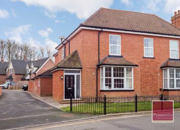 Thumbnail 4 bed semi-detached house for sale in Grange Farm, Main Road, Filby, Great Yarmouth