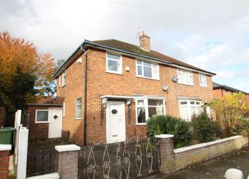 Thumbnail 3 bed semi-detached house for sale in Ripon Road, Stretford, Manchester