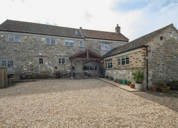 Thumbnail 4 bed barn conversion for sale in The Ale Barn, Theale, Wedmore, Somerset