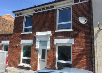 Thumbnail 2 bed terraced house to rent in Walker Road, Stamshaw, Portsmouth