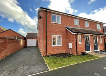 Thumbnail 3 bed semi-detached house to rent in Steinway, Coventry