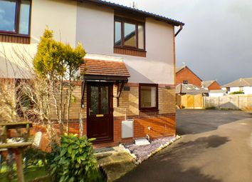 Thumbnail 2 bedroom end terrace house to rent in Juniper Close, Porthcawl