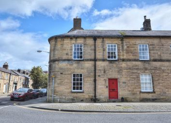 Thumbnail 3 bedroom terraced house for sale in Northumberland Street, Alnwick, Northumberland