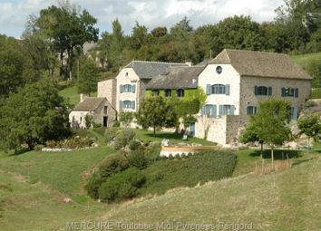 Thumbnail Land for sale in Lafouillade, Midi-Pyrenees, 12270, France