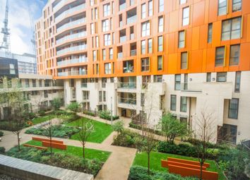 Thumbnail 3 bed flat to rent in Enderby Wharf, Greenwich