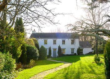 Thumbnail 4 bed detached house for sale in Penpol, Devoran, Truro, Cornwall