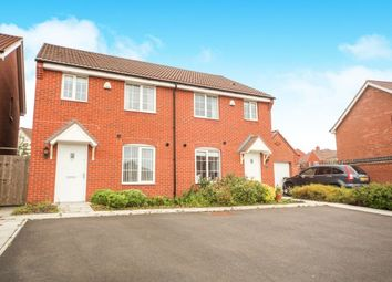 Thumbnail 3 bed property to rent in Codling Road, Evesham