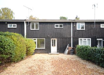 Thumbnail 3 bed terraced house for sale in Dart Close, Finchampstead, Wokingham