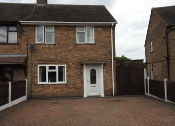 Thumbnail 2 bed semi-detached house for sale in Yewtree Road, Hucknall, Nottingham