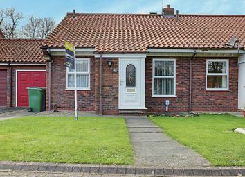 Thumbnail 2 bedroom semi-detached bungalow for sale in Minster Avenue, Beverley