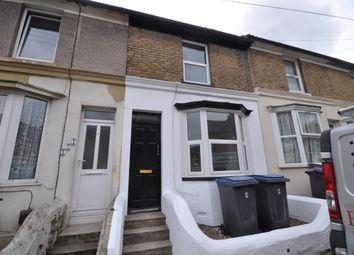 Thumbnail 2 bed terraced house to rent in Clarendon Place, Dover