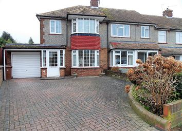 Thumbnail 3 bed terraced house for sale in Allington Drive, Strood