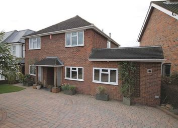 Thumbnail 4 bed detached house for sale in Brook Rise, Chigwell