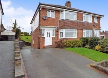 Thumbnail 3 bed semi-detached house for sale in Westwood Park Avenue, Leek