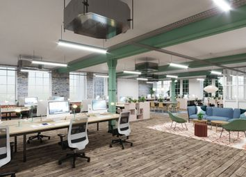 Office to let in 15 Ironmonger Row, Old St., Old St. EC1V