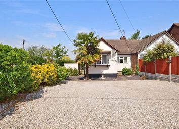 Thumbnail 3 bed semi-detached bungalow for sale in London Road, Wickford, Essex