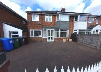 Thumbnail 4 bed semi-detached house for sale in Palmerston Road, Denton, Manchester
