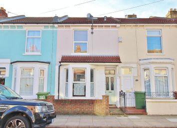 Thumbnail 4 bed terraced house for sale in Westfield Road, Southsea