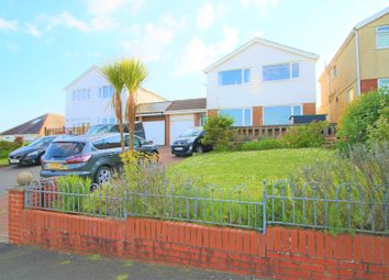 Thumbnail 4 bed detached house for sale in The Orchard, Newton, Swansea