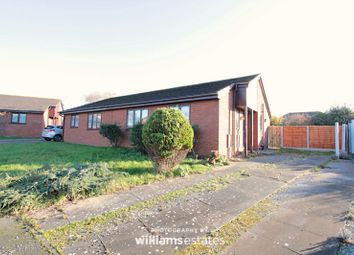 Thumbnail 2 bed semi-detached bungalow for sale in Eleri Close, Rhyl
