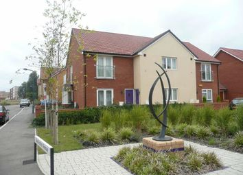 Thumbnail 2 bed flat to rent in Bewdley Grove, Broughton, Milton Keynes