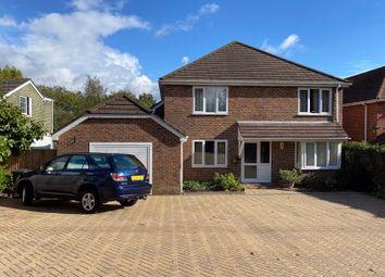 Thumbnail 4 bed detached house for sale in Dodwell Lane, Bursledon, Southampton