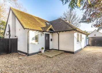 Thumbnail 4 bedroom detached bungalow for sale in Money Row Green, Maidenhead