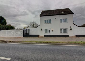 Thumbnail 4 bed detached house for sale in Watling Street, Wall, Lichfield