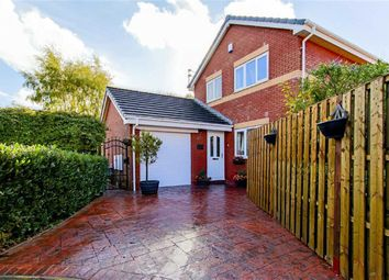 Thumbnail 3 bed detached house for sale in Meadow Close, Accrington, Lancashire