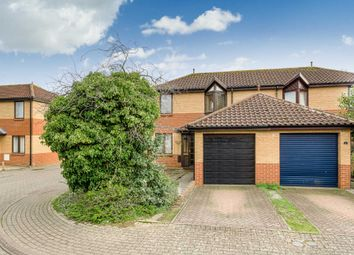 Thumbnail 2 bed semi-detached house for sale in Crowther Court, Shenley Lodge, Milton Keynes