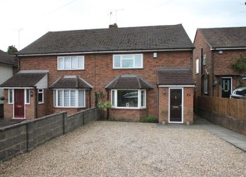 Thumbnail 3 bed semi-detached house for sale in Bradbourne Vale Road, Sevenoaks
