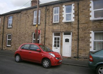 Thumbnail 2 bed terraced house to rent in Eilansgate Terrace, Hexham