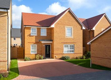 """Thumbnail 4 bedroom detached house for sale in """"Camberley"""" at Aqua Drive, Hampton Water"""