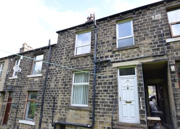 Thumbnail 1 bed terraced house to rent in Almondbury Bank, Moldgreen, Huddersfield