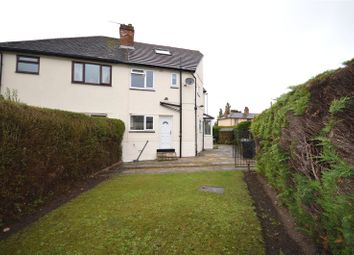 Thumbnail 4 bed semi-detached house for sale in Grovehall Parade, Beeston, Leeds